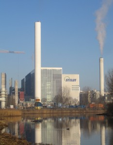 Incinerator at Malmo